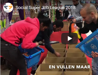 Social Super Job League 2018